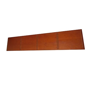 Quagga Designs qd-box™ Top Panel for 4 qd-boxes™, Cherry Stain