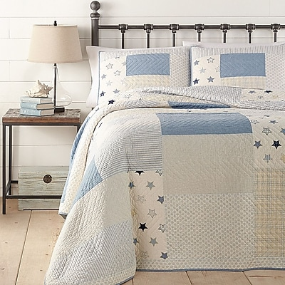 Jessica Simpson Home America Quilt; Queen
