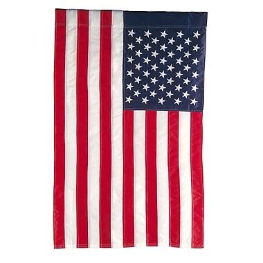 Evergreen Flag & Garden American 2-Sided Garden Flag; 18'' H x 12.5'' W
