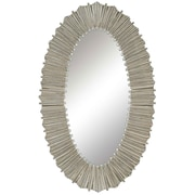 Paragon Silver Straws Wall Mirror
