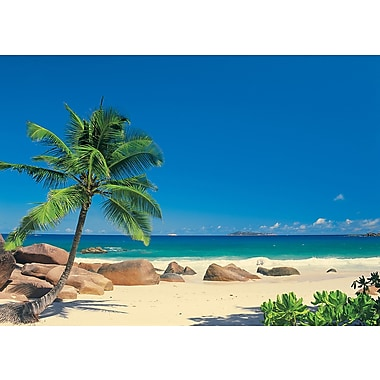 Komar – Mural Seychellen, 76 po x 106 po
