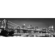 Komar – Brooklyn Bridge, murale de 50 x 145 po
