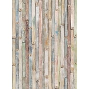 Komar – Mural Vintage Wood, 100 po x 72 po