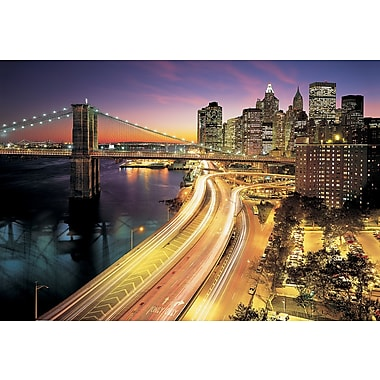 Komar NYC Lights Wall Mural, 100