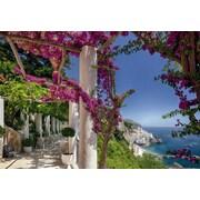 "Komar Amalfi Wall Mural Wall Mural, 100"" x 145"""