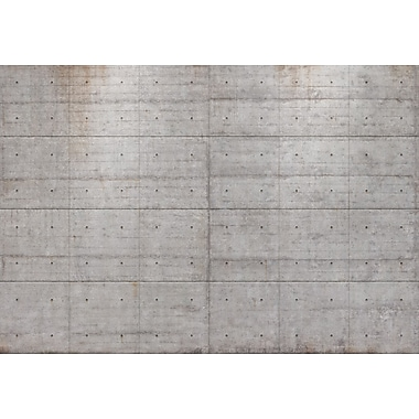 Komar Concrete Blocks Wall Mural, 100