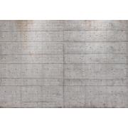 "Komar Concrete Blocks Wall Mural, 100"" x 145"""