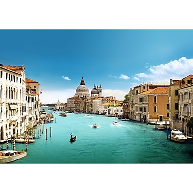 Ideal Decor Grand Canal Venice Wall Mural, 144