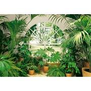 Ideal Decor – Mural Winter Garden, 144 x 100 po