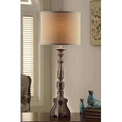 Crestview Parisian 36.5'' Buffet Lamp