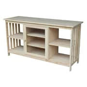 International Concepts TV Stand