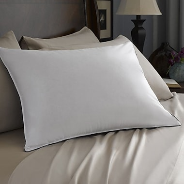 Pacific Coast Feather Double Around Down and Feathers Pillow; Standard
