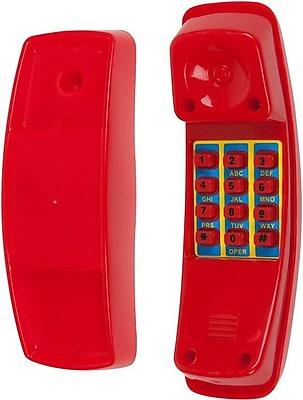 Swing Set Stuff Play Telephone; Red