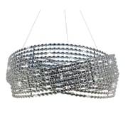 LightUpMyHome 8-Light Crystal Chandelier