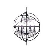 LightUpMyHome 6-Light Globe Pendant