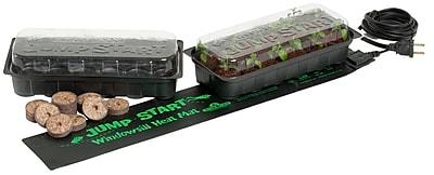 Hydrofarm JS Windowsill Tray Kit and Propagation Mat