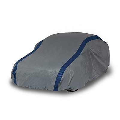 Duck Covers Weather Defender Automobile Cover; 51'' H x 60'' W x 200'' D