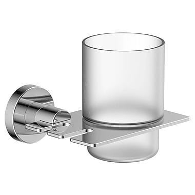 Symmons Dia Toothbrush Holder; Chrome
