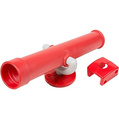 Swing Set Stuff Playground Telescope; Red