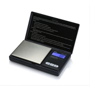 American Weigh Scales Digital Pocket Scale; Black