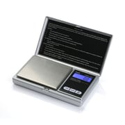 American Weigh Scales Digital Pocket Scale; Silver