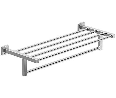 Symmons Duro Wall Shelf; Chrome