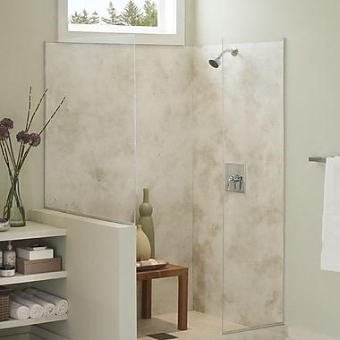 Symmons Dia Pressure Balance Tub and Shower Trim w/ Lever Handle; Satin Nickel