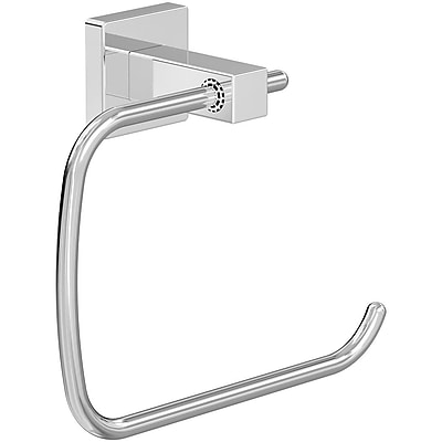 Symmons Duro Wall Mounted Towel Ring; Chrome