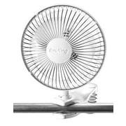Hydrofarm 6'' Air King Clip-On Table Fan