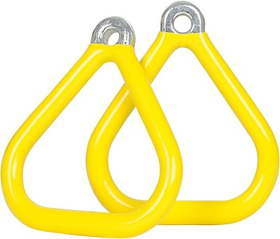 Swing Set Stuff Commercial Coated Triangle Trapeze