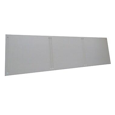 Quagga Designs qd-box™ Top Panel for 3 qd-boxes™, Off-White Stain