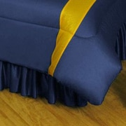 Sports Coverage NHL Buffalo Sabres Polyester Jersey Bed Skirt; Full