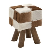 Woodland Imports Distinctive Ottoman