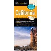 Universal Map California Waterproof Map