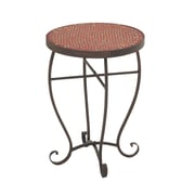 Woodland Imports Distinctive End Table