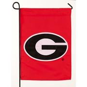 Team Sports America NCAA Vertical Flag; Georgia