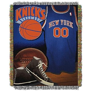 Northwest Co. NBA New York Knicks Tapestry Throw