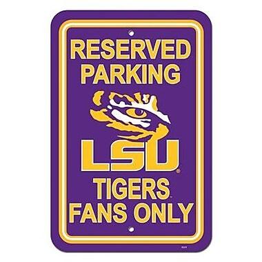 Fremont Die NCAA Graphic Art; LSU Tigers
