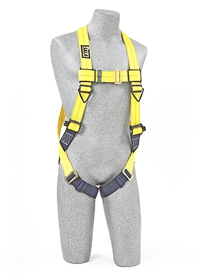 CAPITAL SAFETY GROUP USA Polyester Full Body Harness Universal