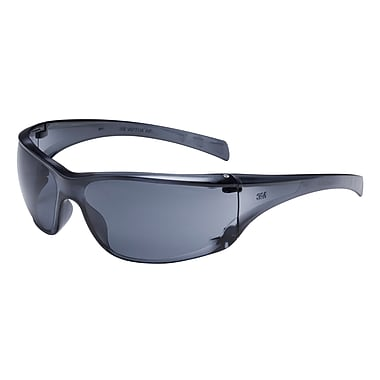 3M Occupational Health & Env Safety Virtua Protective Eyewear, Gray Anti-Scratch Lens