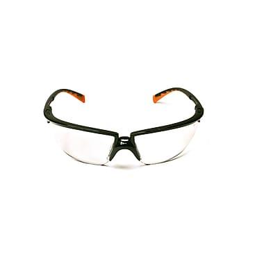 3M Occupational Health & Env Safety Glasses With Black & Orange Frame Each