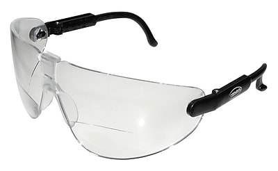 3M Occupational Health & Env Safety Lexa Reader Protective Eyewear, 2.5 Diopter