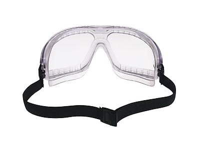 3M Occupational Health & Env Safety Splash Goggle Gear, L