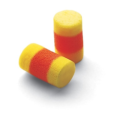 3M Occupational Health & Env Safety Uncorded Earplugs 200/Pack
