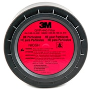 3M Occupational Health & Env Safety Respirator Filter GVP 8/Case