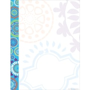 "Barker Creek Moroccan Computer Paper, 8-1/2"" x 11"", 50 Sheets/Pack"