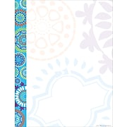 "Barker Creek Moroccan Computer Paper, 8-1/2"" x 11"", 50 Sheets/Pack"