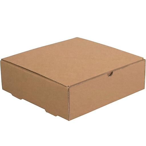 "10"" x 10"" x 4"" Literature Mailers, 50/Bundle (M10104K)"