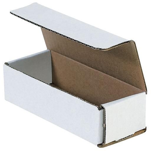 "14"" x 3"" x 3"" Corrugated Mailers, 50/Bundle (M1433)"