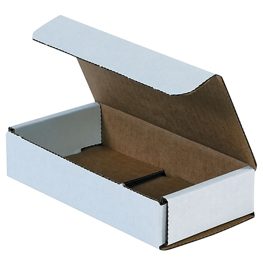 "12"" x 6"" x 2"" Corrugated Mailers, 50/Bundle (M1262)"